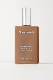 Marula Shimmering Gold Oil, 100ml