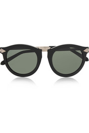 Harvest Superstars round-frame acetate sunglasses