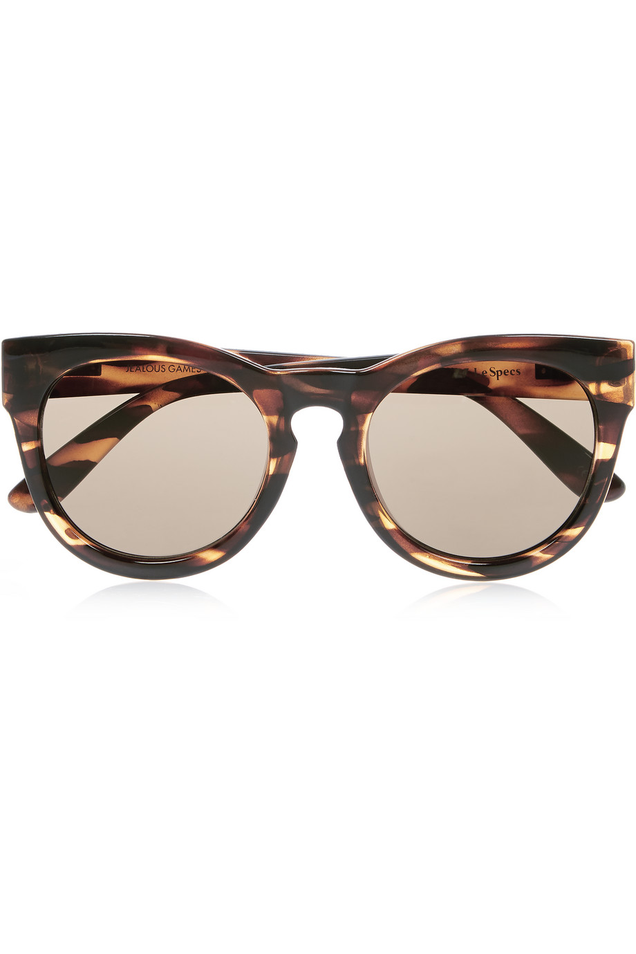 Le Specs Jealous Games Cat-Eye Acetate Sunglasses, Women's