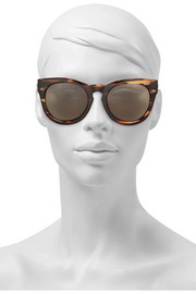 Jealous Games cat-eye acetate sunglasses