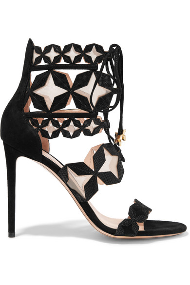 sale shop for best wholesale for sale Nicholas Kirkwood Embossed Cutout Sandals discount wholesale price low price sale online buy cheap amazing price 0cPMJf61