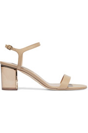 Burberry London London leather sandals