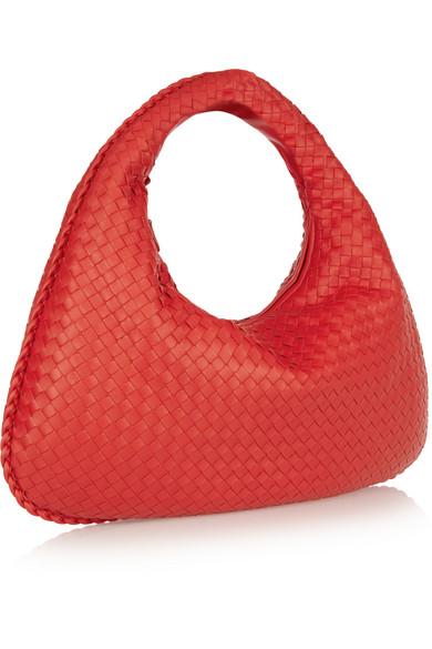7695c31d1d Bottega Veneta. Veneta large intrecciato leather shoulder bag