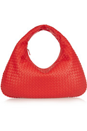 Bottega Veneta Veneta large intrecciato leather shoulder bag
