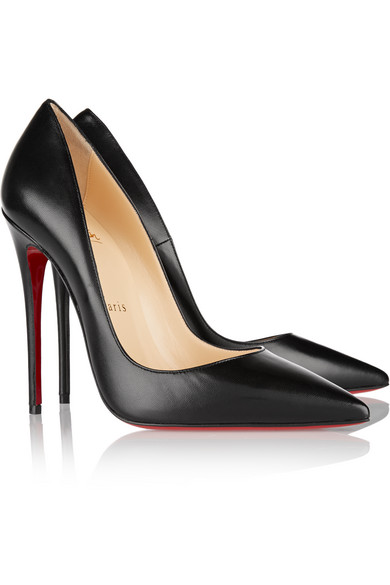 7aa48e779a0 Christian Louboutin | So Kate 120 leather pumps | NET-A-PORTER.COM