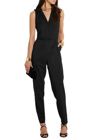 Equipment Adalyn wool-twill jumpsuit