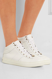 Jimmy Choo Bells leather sneakers