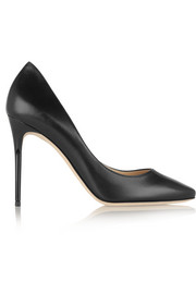 Esme leather pumps