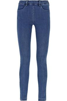 AcneSkin zip-back skinny jeans