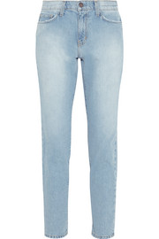 The Mami high-rise slim boyfriend jeans
