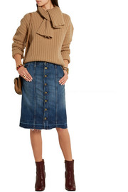 The Short Sally denim skirt