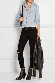 Current/Elliott The Perfect chambray shirt