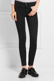 MiH Jeans Bodycon mid-rise skinny jeans