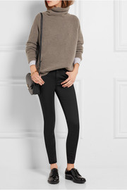 Bodycon mid-rise skinny jeans
