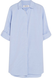 M.i.h Jeans Oversized cotton-poplin shirt