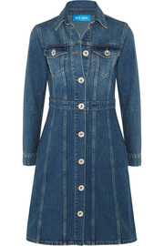 DJ denim mini dress