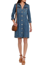 MiH Jeans DJ denim mini dress