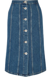 MiH Jeans Simone denim skirt