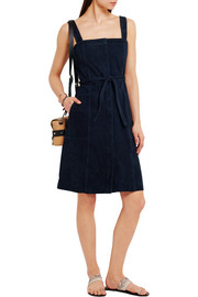 MiH Jeans Jeanne suede dress