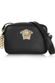 Versace Palazzo leather camera bag