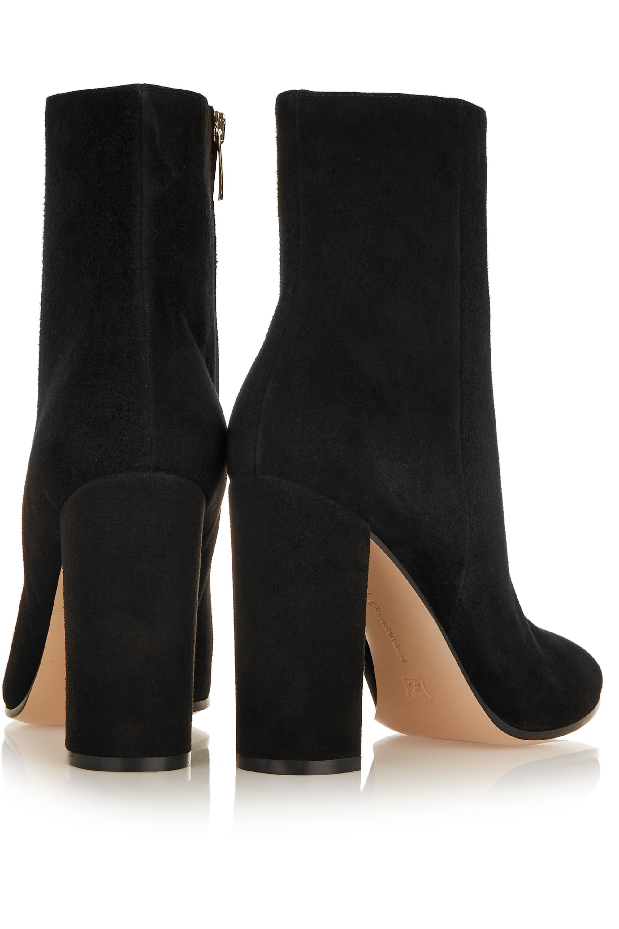 Gianvito Rossi Suede boots
