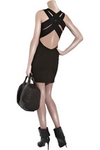 Alexander Wang Ponte stretch dress