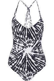 Copacabana printed swimsuit