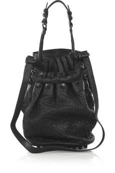 Alexander WangDiego leather bucket bag