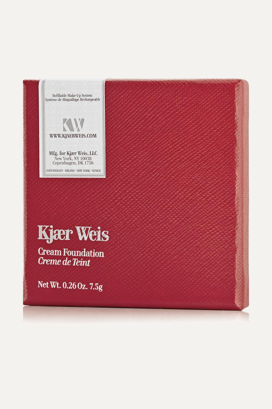 Kjaer Weis 粉底霜(色号:Like Porcelain)