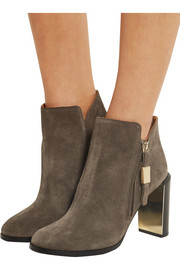 See by Chloé Nara suede ankle boots