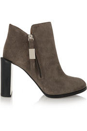 Nara suede ankle boots
