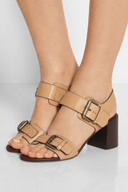 See by Chloé Romy leather sandals