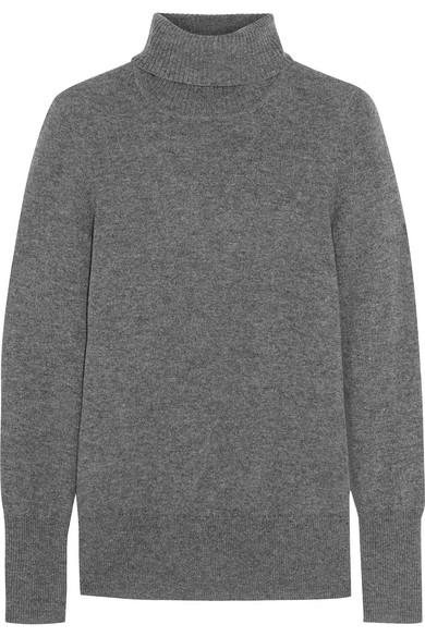 J.Crew - Cashmere Turtleneck Sweater - Anthracite