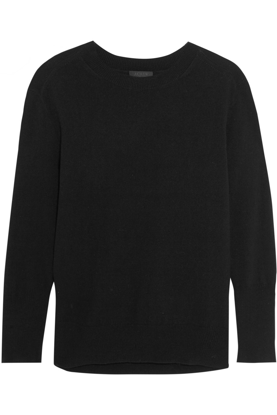 J.Crew Cashmere Sweater, Black, Women's, Size: XL