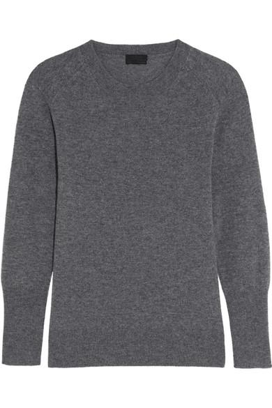 J.Crew - Chenie Cashmere Sweater - Charcoal
