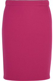 Lanvin Stretch cotton-blend skirt