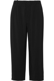 Marni Stretch-crepe wide-leg pants