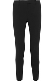 Henri stretch-crepe skinny pants