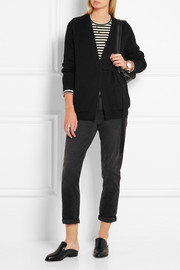 Proenza Schouler Stretch wool, cotton and cashmere-blend cardigan