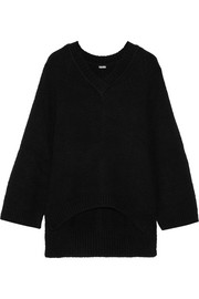 Adam Lippes Oversized stretch-cashmere sweater