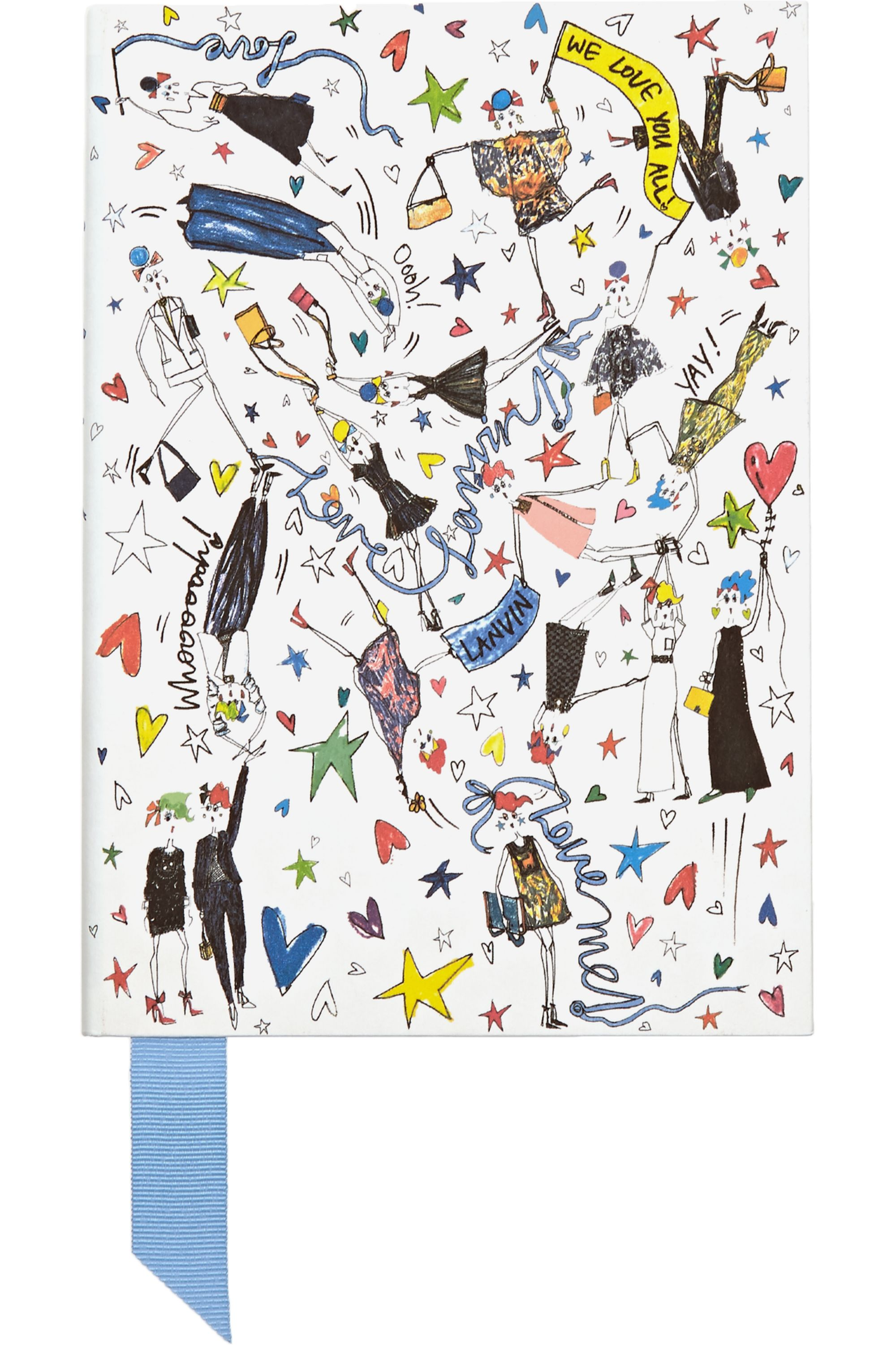 Lanvin Printed notebook