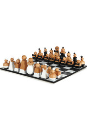 Lanvin Wooden chess set