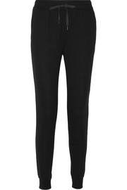 T by Alexander Wang Enzyme French terry track pants