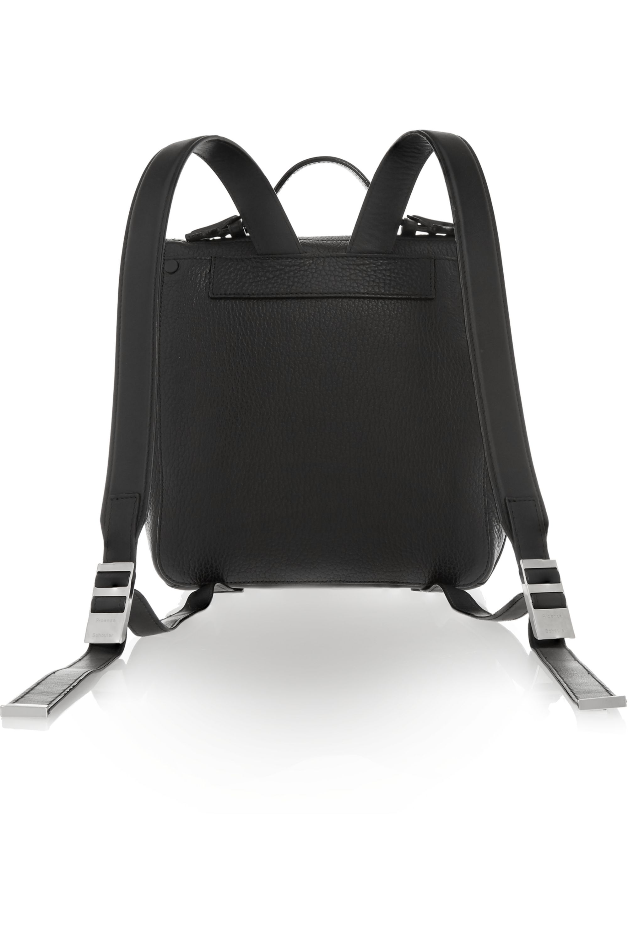 Proenza Schouler Courier textured-leather backpack