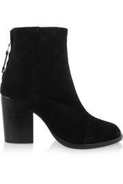 Ashby suede ankle boots
