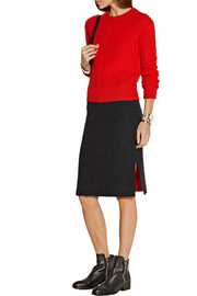 Rag & bone Andee merino wool skirt