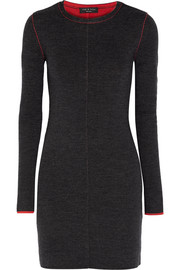 Rag & bone Merino wool sweater dress
