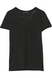 Rag & bone Slub cotton T-shirt