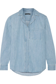 Rag & bone Leeds denim shirt