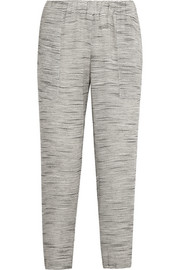 The Market knitted track pants